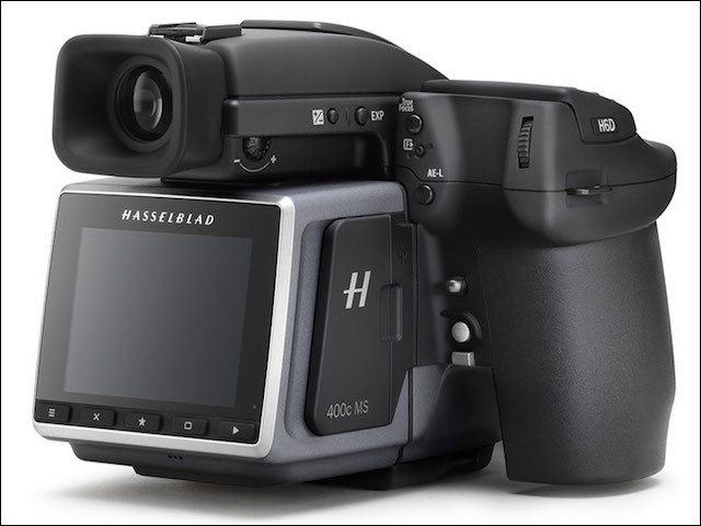 中判デジタルカメラ ハッセルブラッドH6D-400C MS