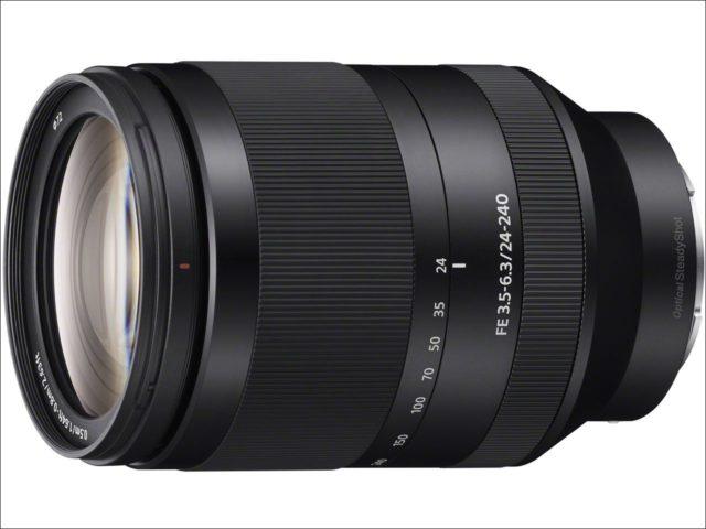 ソニー FE 24-240mm F3.5-6.3 OSS SEL24240