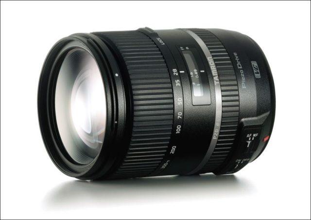 タムロン28-300mm F:3.5-6.3 Di VC PZD (Model A010) [キヤノン用]