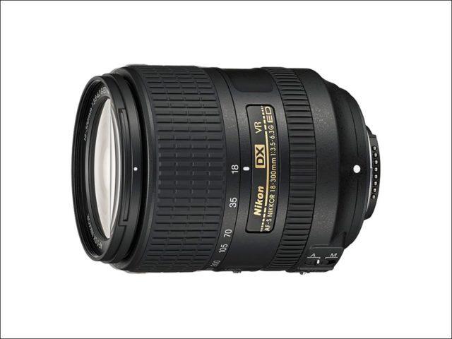 ニコン AF-S DX NIKKOR 18-300mm f:3.5-6.3G ED VR