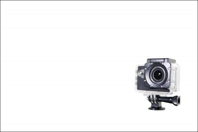 レンタルで借りられるアクションカメラ
