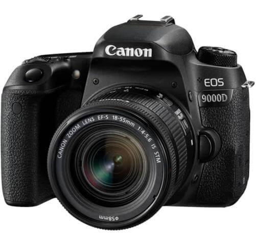 EOS Kiss X9i 18-55mm