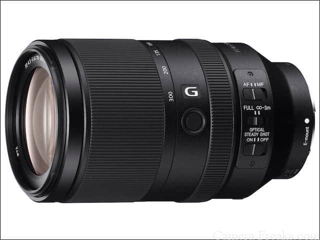 ソニーEマウント用望遠レンズ FE 70-300mm F4.5-5.6 G OSS SEL70300G