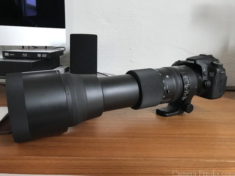 シグマ 150-600mm ContemporaryをEOS70Dにつけて600mmまでズームした時の写真