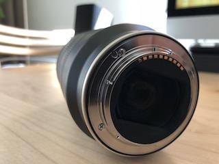 ソニーEマウント用フルサイズ対応標準ズームレンズ タムロンソニーEマウント用フルサイズ対応標準ズームレンズ タムロン 28-75mm F:2.8 Di III RXD (Model A036)のレンズマウント