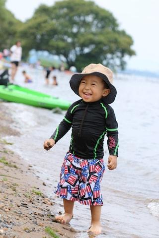 EOS70Dで撮影した子供の写真